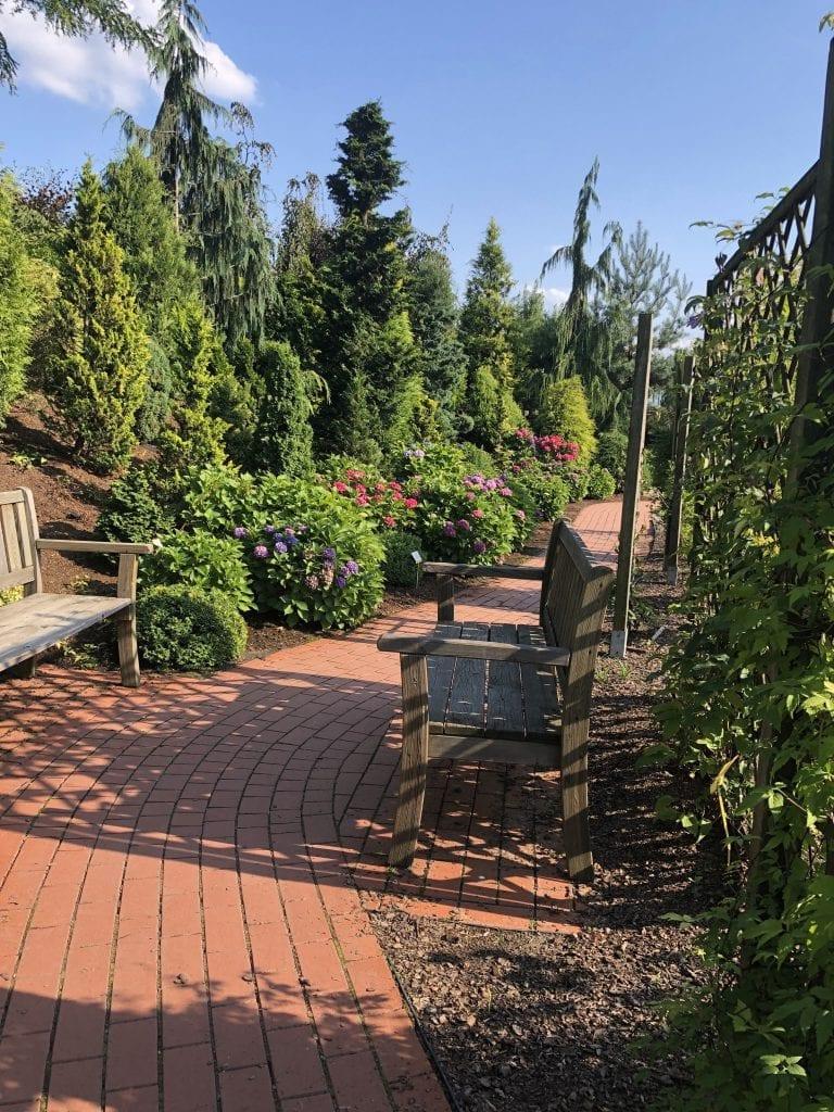 ogrody w goczałkowicach
