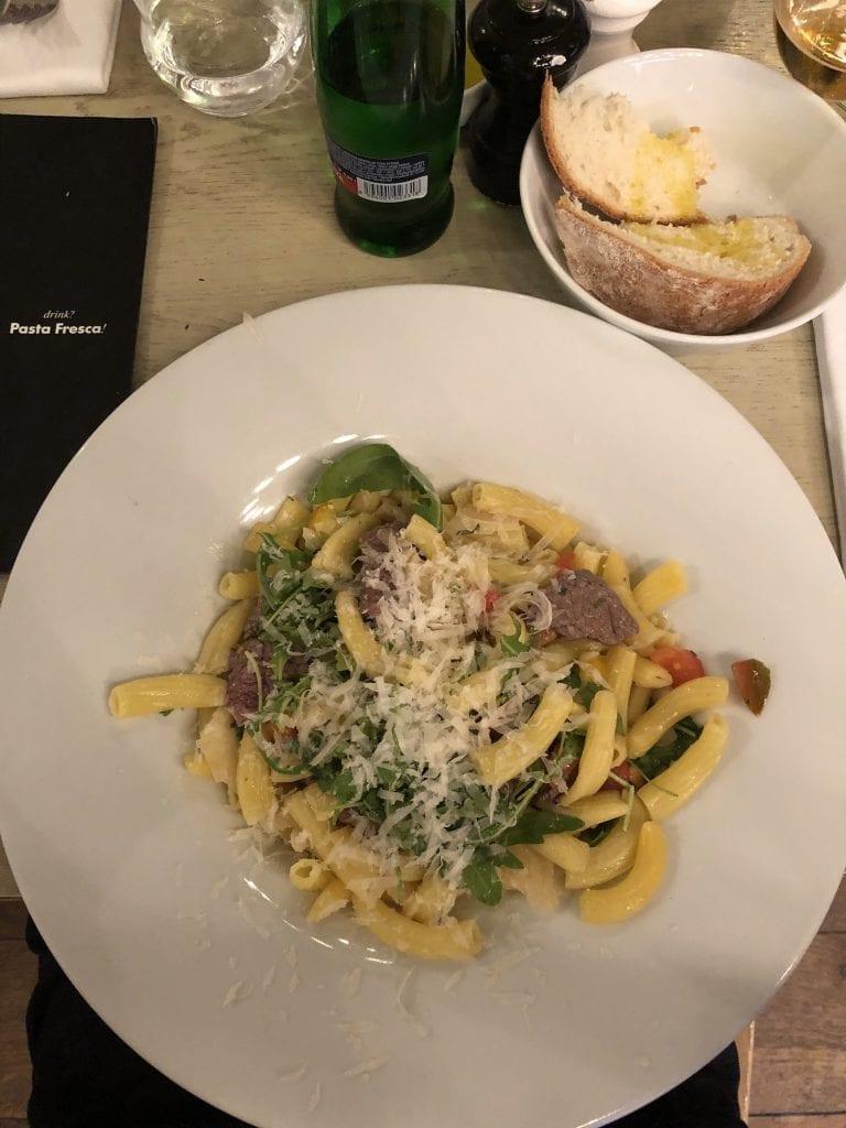 restauracja włoska praga
