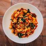 ryż z czym jeść