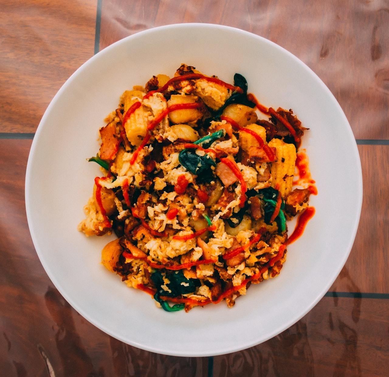 Z czym jeść ryż