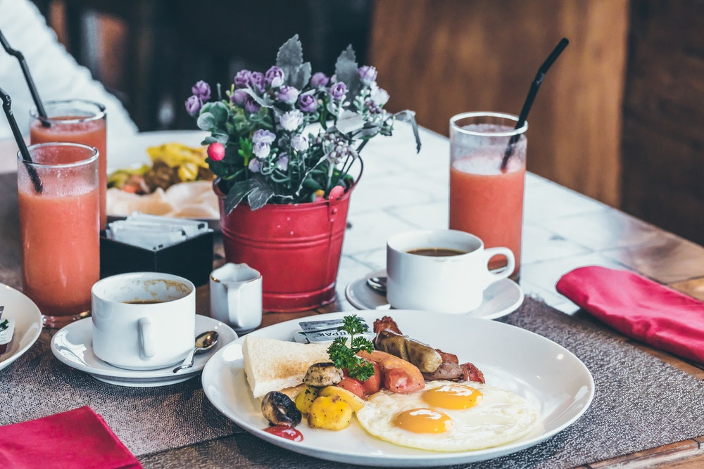 śniadanie we Wrocławiu