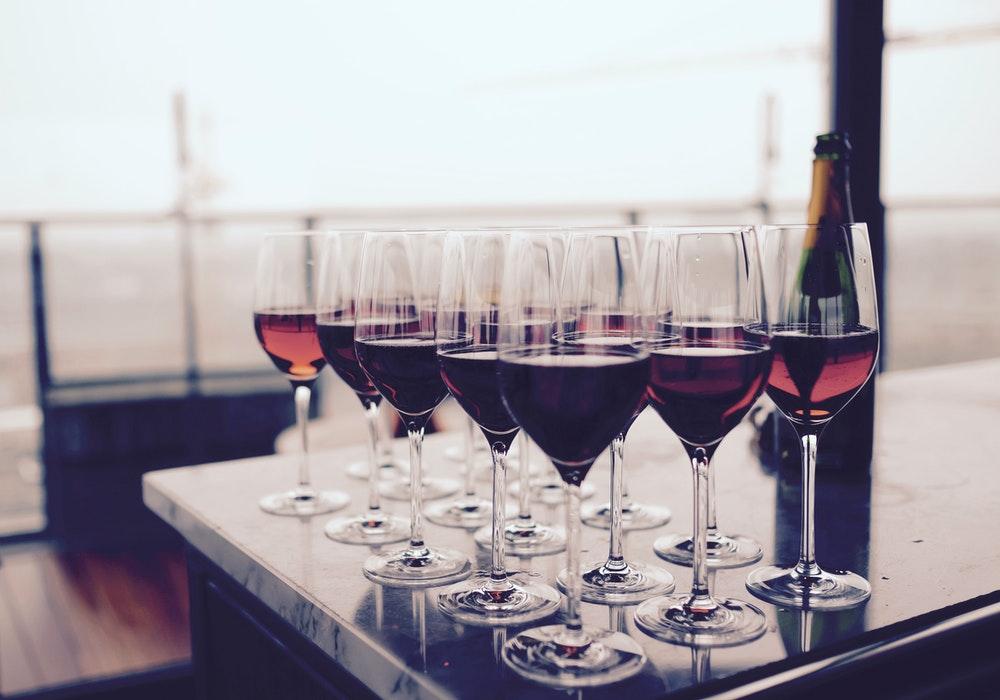 rodzaje win winogron czerwonego