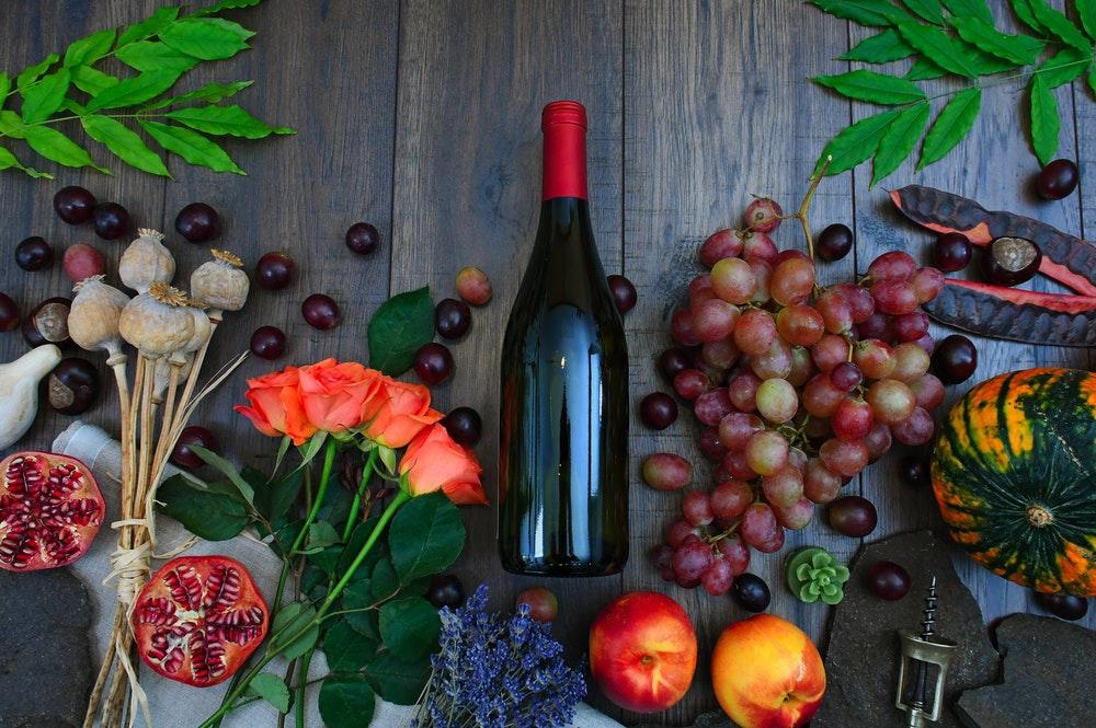 pinot noir wino czerwone cabernet sauvignon