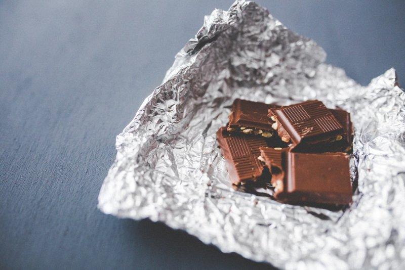 dieta z kostkami czekolady zasady czekoladą tłuszczu kcal