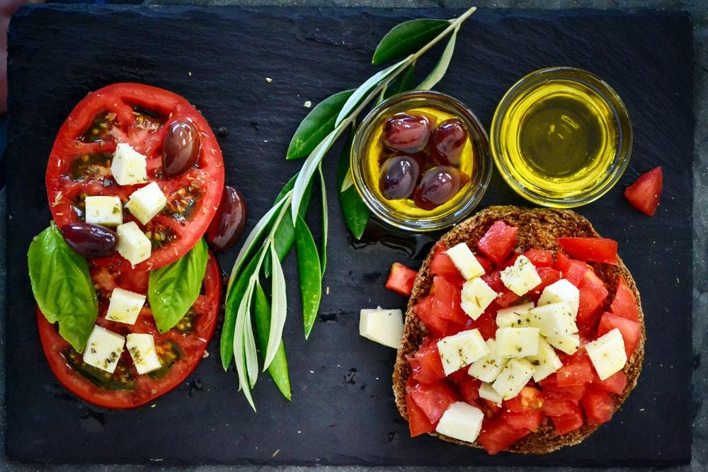 dieta środziemnomorska redukcja masy ciała naczynia krwionośne