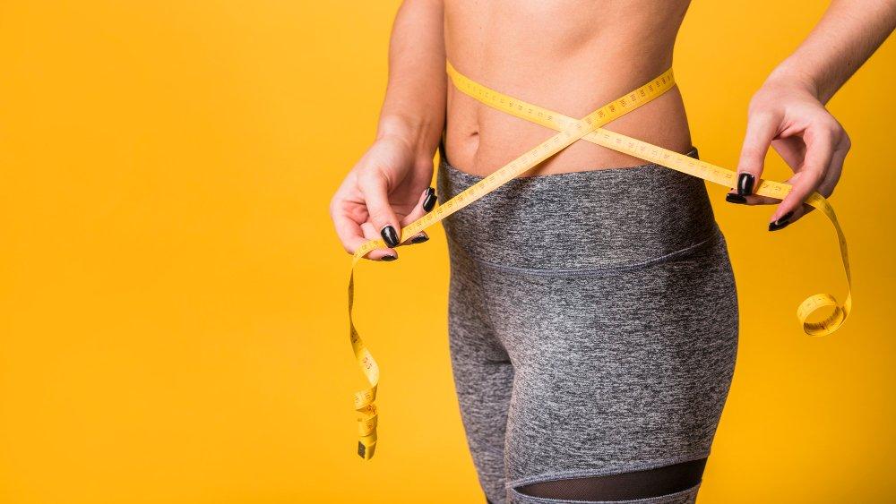 masy ciała tkanki tłuszczowej dieta odchudzania
