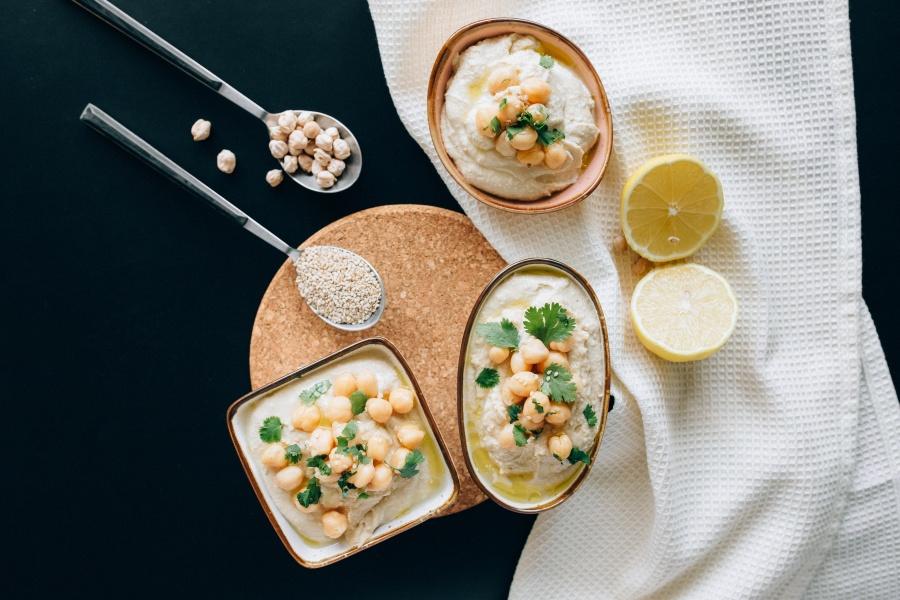 humus z czym dodatek do warzyw dip ciecierzyca składniki wody