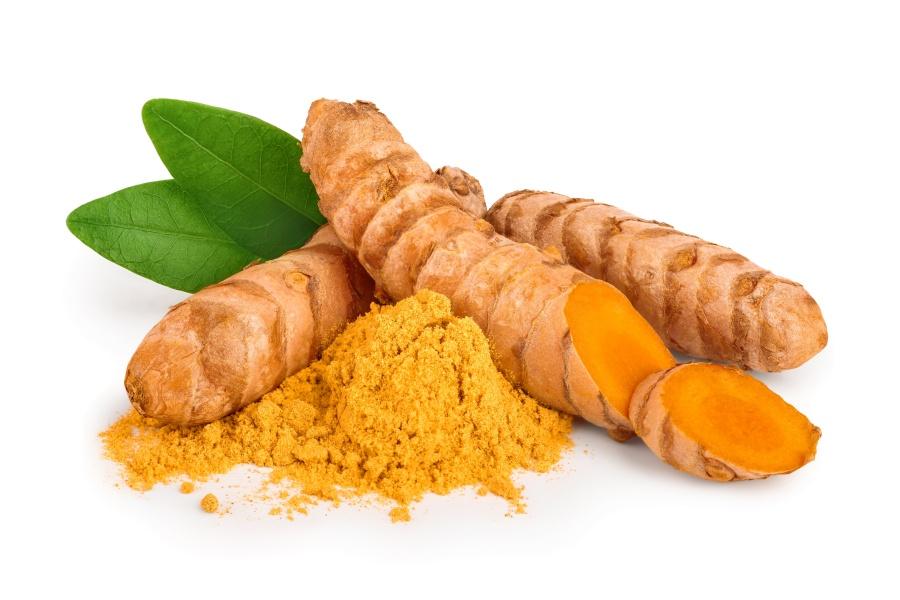 kurkuma zapobiega piperyna działa składników produktów