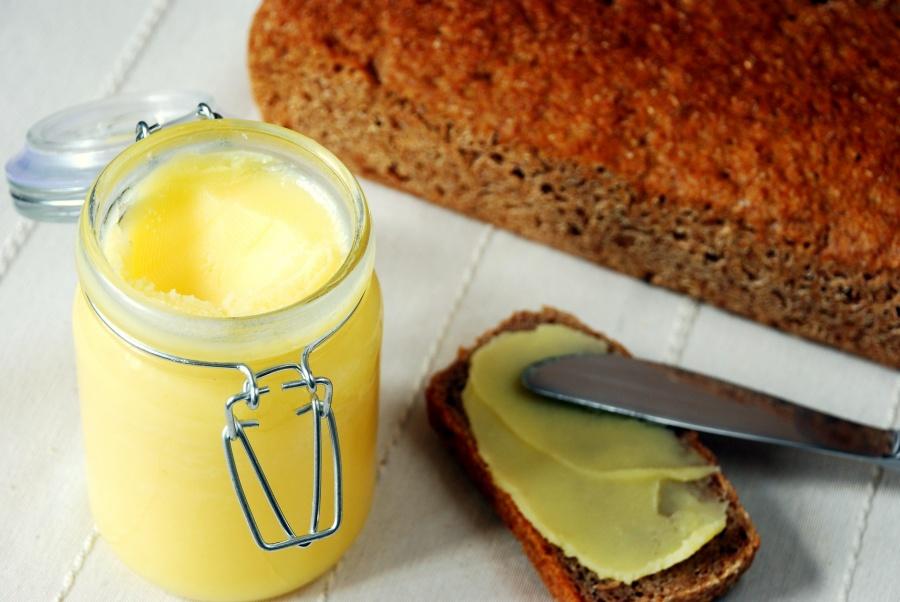 masło klarowane ghee smażenia tłuszczu właściwości proces produktów
