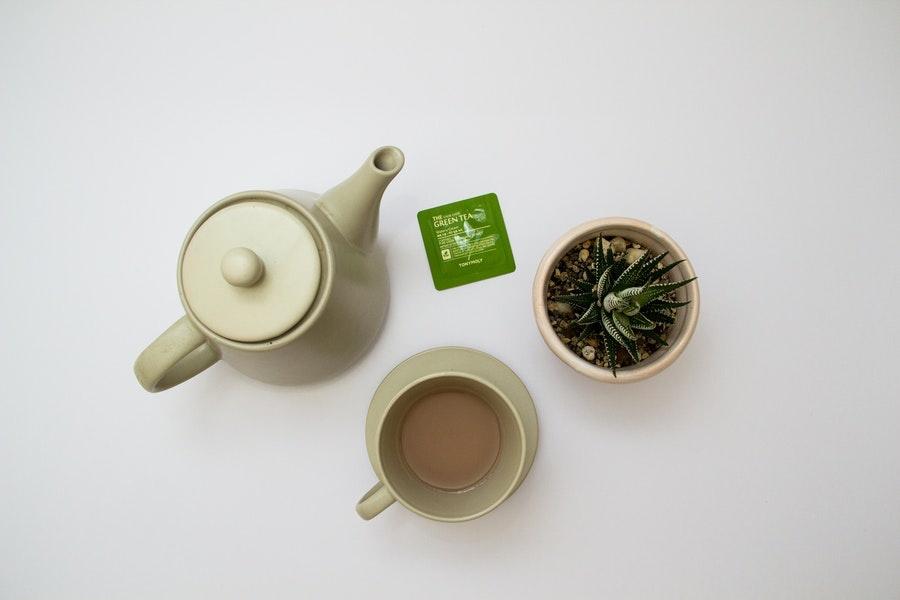 Zielona herbata zielona green tea pić zawiera
