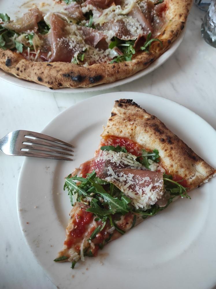 La fontana Pizza Napoletana Tychy